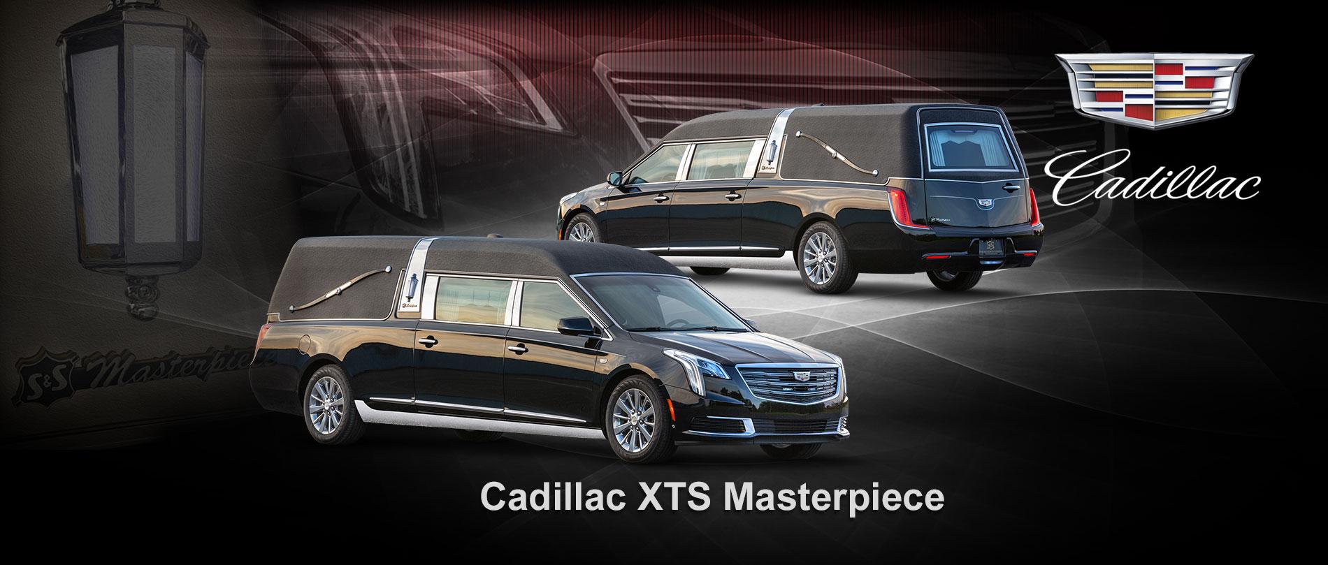 Cadillac Hearses Funeral Coaches S S Coach Company