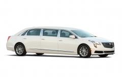 2018 52-inch S&S Cadillac XTS Six Door Limousine - 1