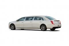2018 52-inch S&S Cadillac XTS Six Door Limousine - 2